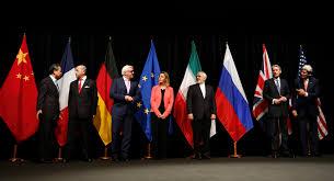 Landmark Iran Nuclear Deal Inked